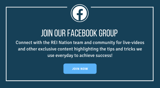 Join the REI Nation Facebook Group